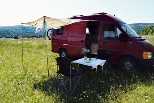 Wohnmobil mieten in Burkardroth von privat | VW  Mr. Barney