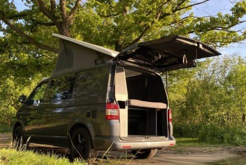 Wohnmobil mieten in Salzwedel von privat   VW VA 101 Camper