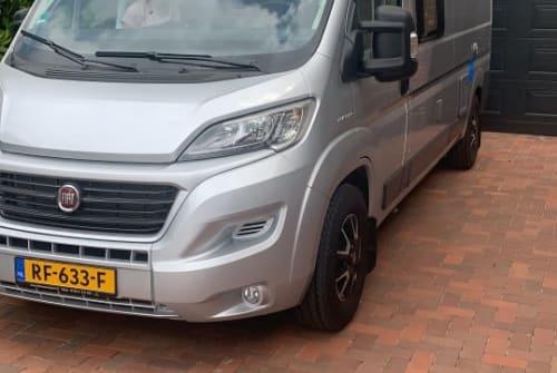 Wohnmobil mieten in Kootstertille von privat | Fiat Us dream