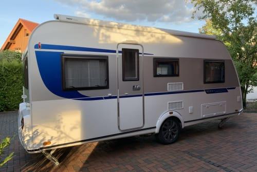 Wohnmobil mieten in Verl von privat | Knaus Sport 500 EU Limited Mover Klima Knaus 500-1215