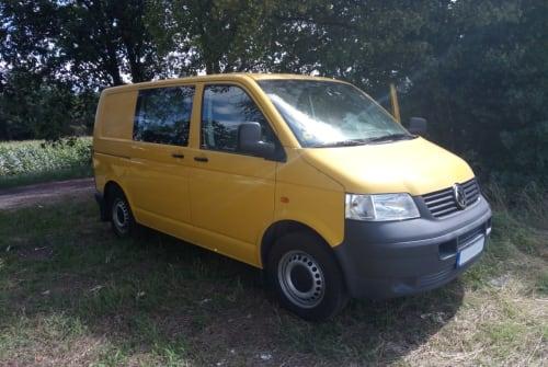Wohnmobil mieten in Ribnitz-Damgarten von privat | VW - Bus Helio