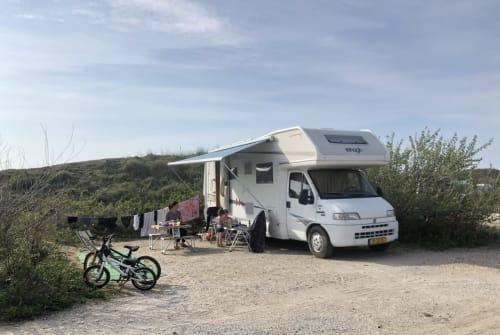 Wohnmobil mieten in Eindhoven von privat | Fiat Elnagh echte Camper