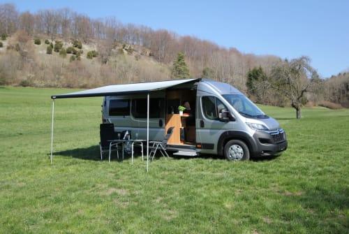 Wohnmobil mieten in Bad Boll von privat | Pössl Winnie und Rolf