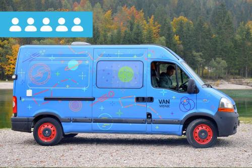 Wohnmobil mieten in Penzberg von privat | Renault Nordung