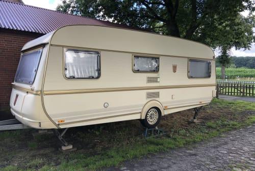 Wohnmobil mieten in Gnarrenburg von privat | Tabbert  Tabbi
