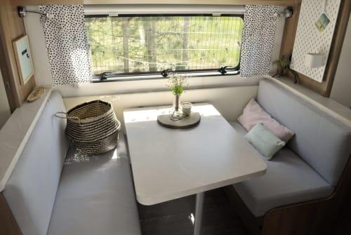 Wohnmobil mieten in Rellingen von privat   Hobby WILLA