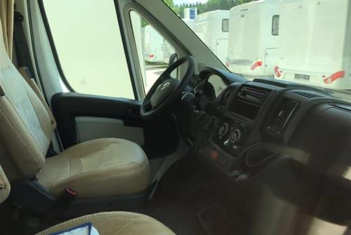 Wohnmobil mieten in Taufkirchen von privat | Carado Horsti