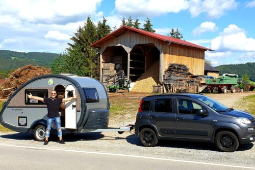 Wohnmobil mieten in Maintal von privat   T@B Knutschkugel