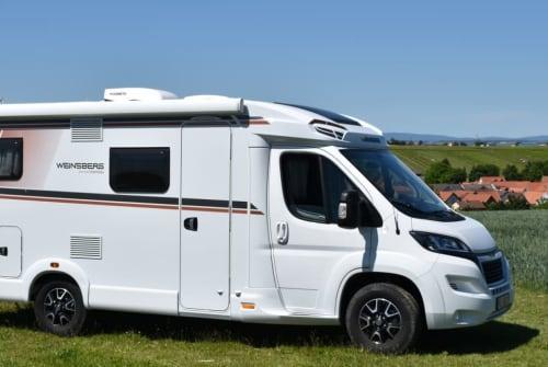 Wohnmobil mieten in Hahnheim von privat | Weinsberg  Ivy