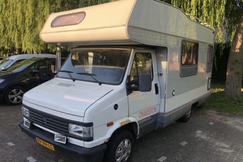 Wohnmobil mieten in Hilvarenbeek von privat |  chausson SoJu