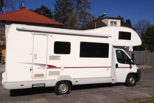 Wohnmobil mieten in Nürnberg von privat | Trigano  Auto Roller
