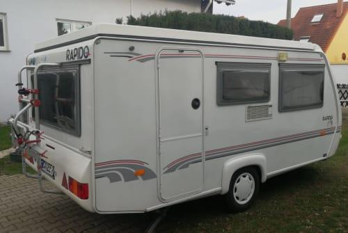 Wohnmobil mieten in Lübbenau/Spreewald von privat | Rapido Rapido