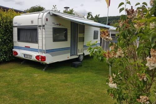 Wohnmobil mieten in Wahlsburg von privat | Hobby  Happinger's
