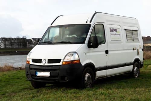 Wohnmobil mieten in Bonn von privat | Renault Lotte
