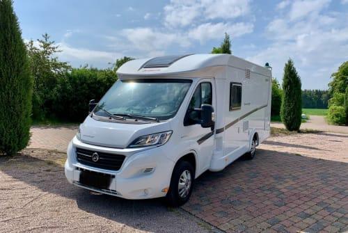 Wohnmobil mieten in Bremen von privat | Dethleffs Top Camper