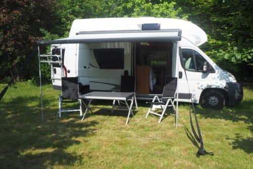 Wohnmobil mieten in Karlsruhe von privat | Weinsberg (Fiat) Sid