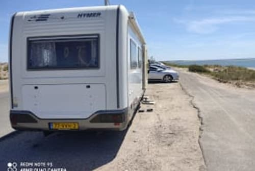 Wohnmobil mieten in Vierpolders von privat   Hymer Mercedes Hymer Mercedes