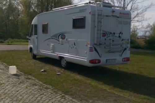 Wohnmobil mieten in Ribnitz-Damgarten von privat   dethleffs ostseeperle