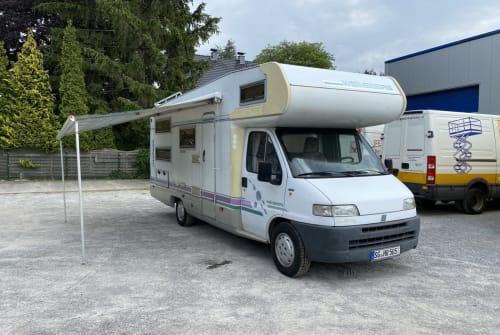 Wohnmobil mieten in Solingen von privat | Fiat Meteor