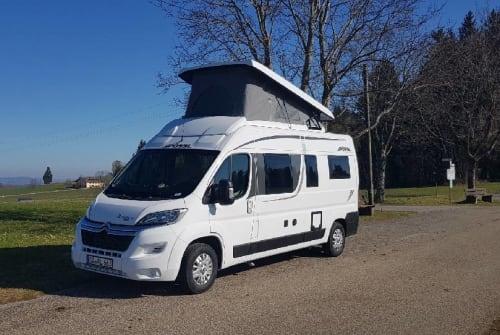 Wohnmobil mieten in Sulzberg von privat | Pössl FamilienCamper
