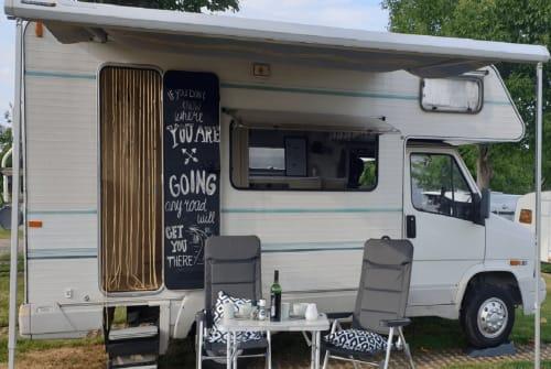 Wohnmobil mieten in Echt von privat | Fiat Buck