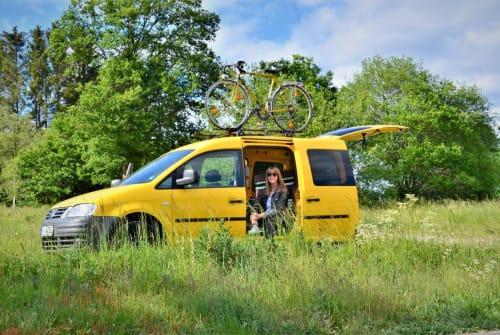 Wohnmobil mieten in Plettenberg von privat | VW Carl