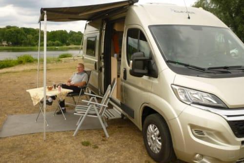 Wohnmobil mieten in Strausberg von privat   Citroen Jumper Clever