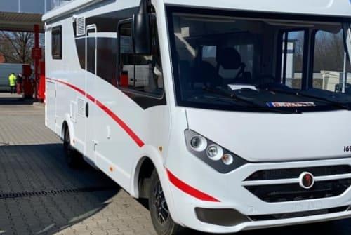 Wohnmobil mieten in Paderborn von privat | Fiat Martin