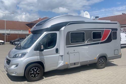 Wohnmobil mieten in Dortmund von privat | Bürstner  Honeymoon