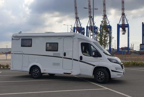 Wohnmobil mieten in Hamburg von privat | Fiat Vince