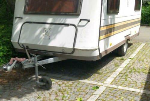 Wohnmobil mieten in Ulm von privat | Knaus Star Lord