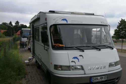 Wohnmobil mieten in Hitzacker von privat | Hymer Brummer