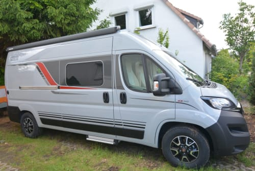 Wohnmobil mieten in Burgdorf von privat   Bürstner Gary