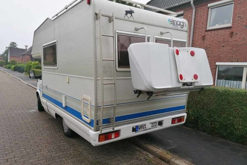 Wohnmobil mieten in Wilhelmshaven von privat | Elnagh AUTOMATIK