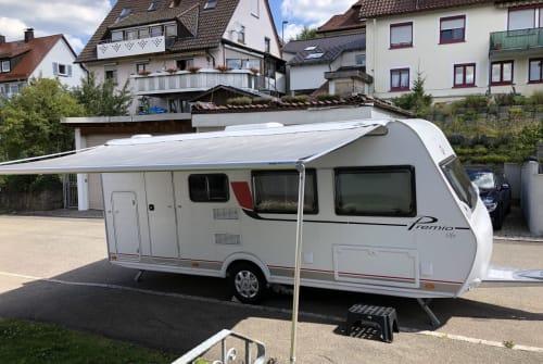 Wohnmobil mieten in Freudenstadt von privat | Bürstner  Kurt