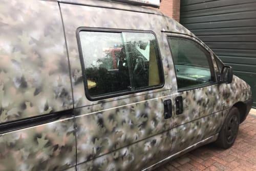 Wohnmobil mieten in Hoofddorp von privat | Citroen the A-Team