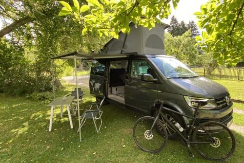 Wohnmobil mieten in Rösrath von privat | VW  Bulli