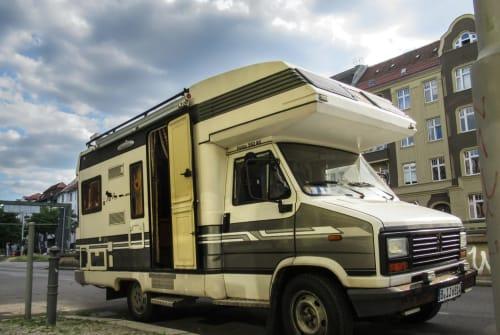 Wohnmobil mieten in Berlin von privat | Peugeot Chanchoski :)