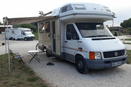 Wohnmobil mieten in Berlin von privat | VW  Lotte