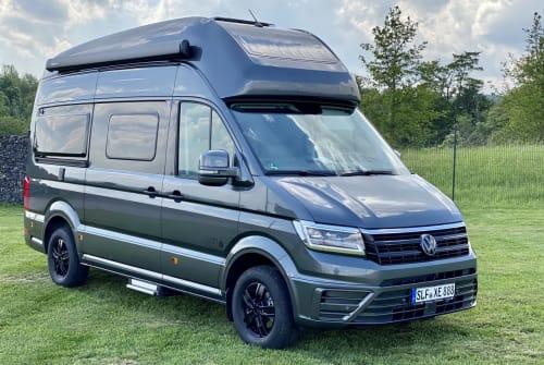 Wohnmobil mieten in Unterwellenborn von privat | Volkswagen  Cali 600 Deluxe