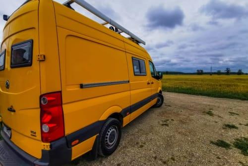 Wohnmobil mieten in Innsbruck von privat | Vw King Julien