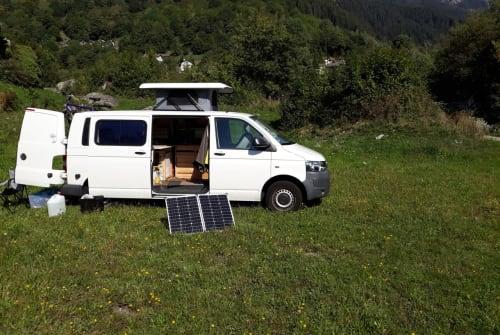 Wohnmobil mieten in Bergisch Gladbach von privat | VW Babo Bus