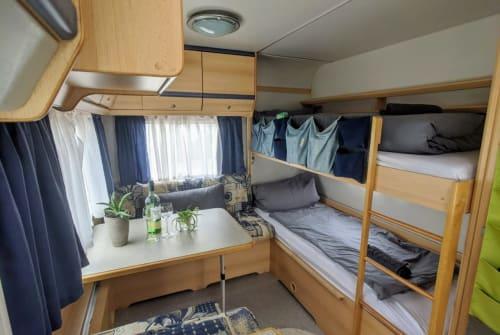 Wohnmobil mieten in Nürtingen von privat | Knaus Eifelland Sunshine