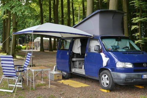 Wohnmobil mieten in Berlin von privat | VW Bruno