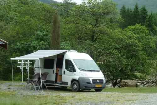 Wohnmobil mieten in Amstelveen von privat | Fiat COMPACTE BUS