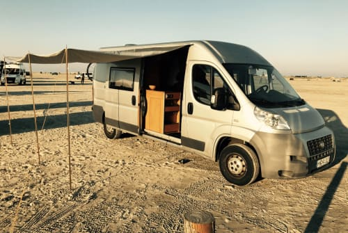 Wohnmobil mieten in Hamburg von privat | Fiat  Bambus