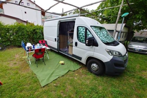 Wohnmobil mieten in Nürnberg von privat | Citroen  Theo