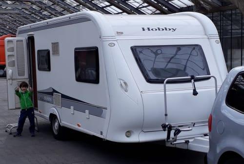 Wohnmobil mieten in Berlin von privat   Hobby  Cavallino