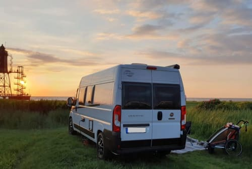 Wohnmobil mieten in Hannover von privat | Carado Vlow Hannover