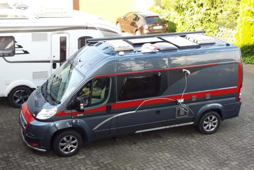 Wohnmobil mieten in Hirschaid von privat | HYMER DUCI
